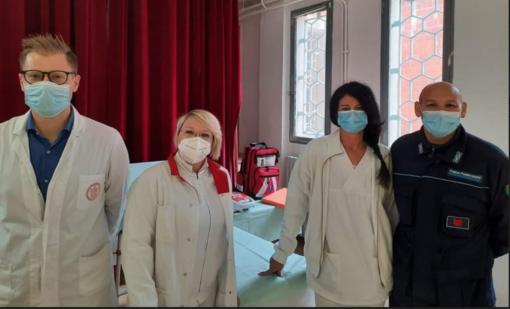 L'Asl Vercelli supera lo stress test vaccini: iniettate 1.732 dosi in un giorno
