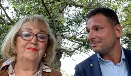 Gattinara: Baglione lancia la candidatura a sindaco di Maria Vittoria Casazza