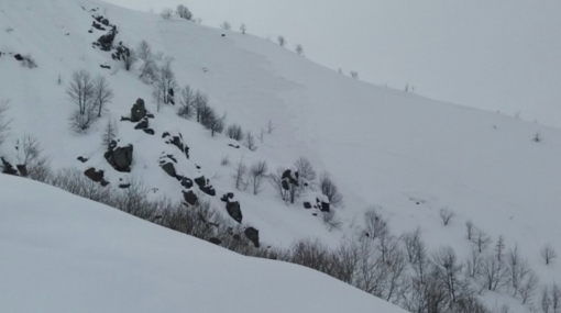 3 valanghe nelle Alpi piemontesi e uno snowboarder deceduto