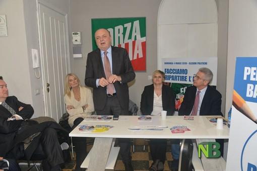 Elezioni 2018: Forza Italia, il ritorno di Gilberto Pichetto in Senato