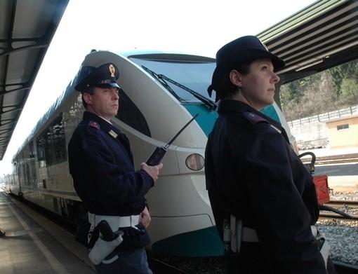 1 arrestato, 12 indagati, 4.645 persone controllate dalla Polfer nell'ultima settimana