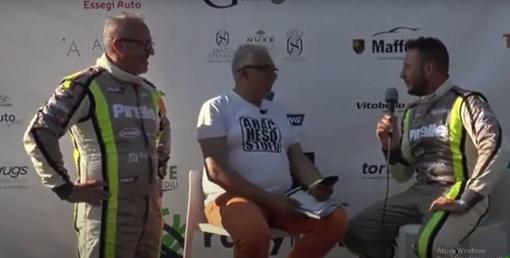 RallyLana, trionfo della coppia Caffoni-Minazzi: il racconto della vittoria ai nostri microfoni