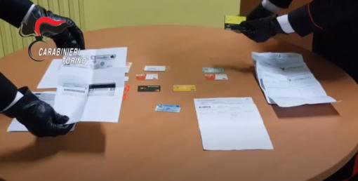 Contratti telefonici e smarthphone comprati con carte di credito di ignari cittadini, sgominata banda nel Torinese