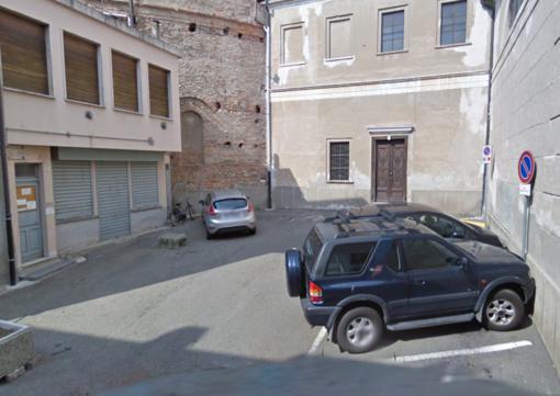 La piazzetta di via Gioberti e Gattinara