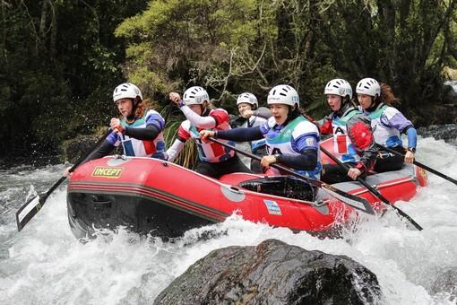 Le ragazze del Sesia Rafting Team approdano ai mondiali d'Indonesia