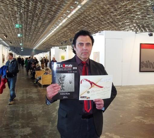 Massimo Paracchini consegue il Prize of the Critics 2018