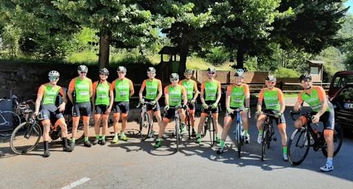 Team Valli del Rosa si ritrova dopo il lockdown