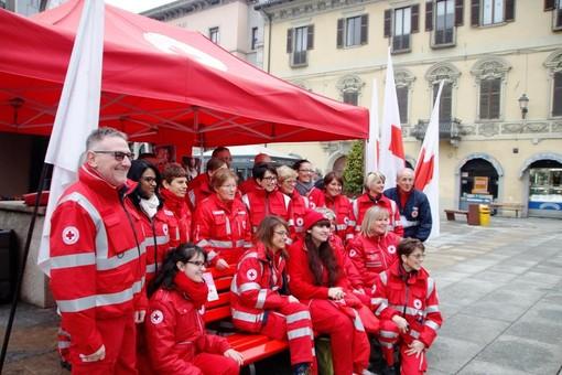 Croce Rossa Borgosesia, al via rinnovo cariche. Daniela Denicola presidente