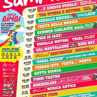 Alpàa Summer Festival: Varallo non si ferma