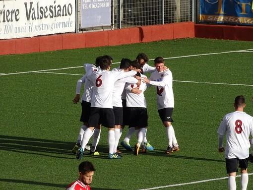 Borgosesia calcio torna a vincere