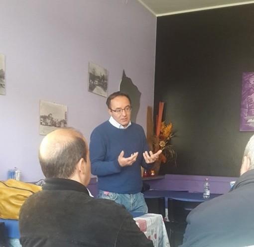 Borgosesia: incontro con le Associazioni e Angelo Dago a Bettole