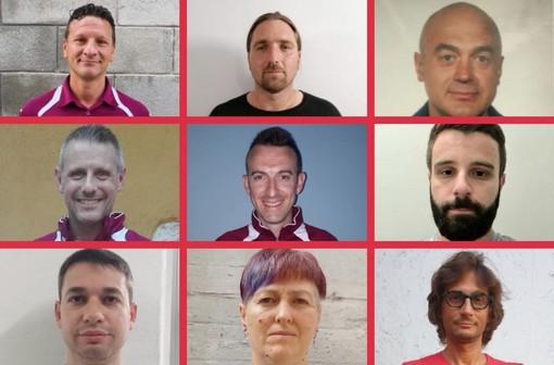 Allenatori del Borgosesia Calcio 2021