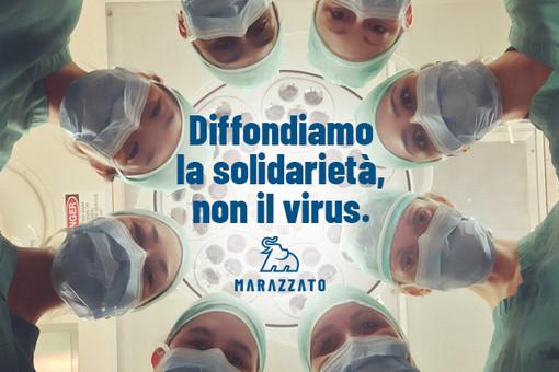 Gruppo Marazzato raccoglie e dona 28mila euro ad Asl e mense dei poveri