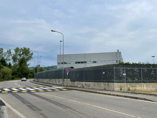 Gattinara: Nuovi attraversamenti pedonali rialzati in Via Ottaviano