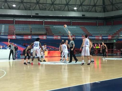 Valsesia Basket corsara a Montecatini: gli Eagles dominano i Leoni