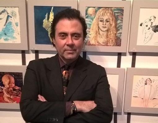 Massimo Paracchini espone a Siena a Santa Maria della Scala