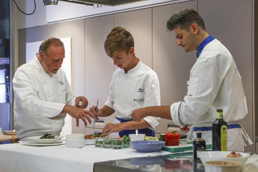 """Alta formazione per """"creare"""" gli chef e i professionisti del mondo Ho.Re.Ca. di domani: lunedì l'open day online dell'Istituto De Filippi di Varese"""