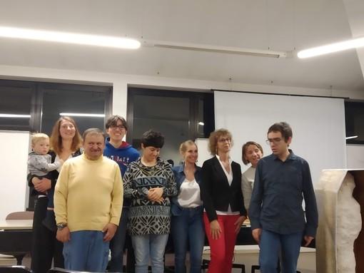 Presentato a Prato Sesia il nuovo thriller di Elisabetta Cametti insieme ai ragazzi dell' Anffas
