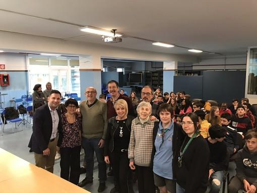 Le associazioni di Gattinara hanno incontrato gli studenti di terza media