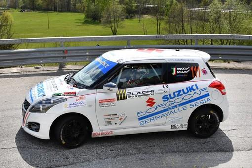 Borgosesia: Speed Fire Racing dal Rally Città di Torino al Rally del Rubinetto