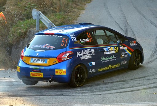 Speed Fire Racing a Domodossola per il Rally 2 Laghi