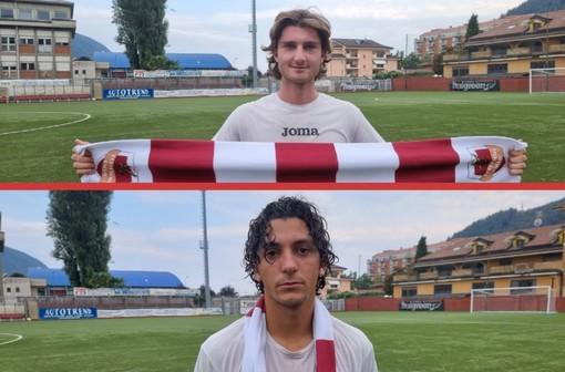 Manuel Bernardi e Francesco Rancati