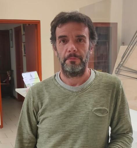 Il sindaco Moreno Uffredi
