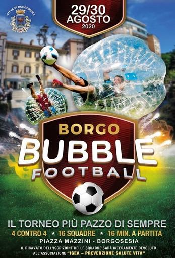 """""""Calcio nelle Bolle: Borgosesia in festa il 29 e 30 agosto"""""""