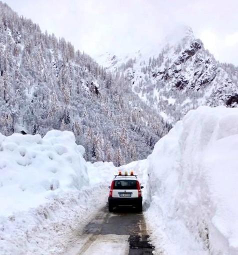 Commissione Valanghe favorevole: riaprono le strade in Valsesia