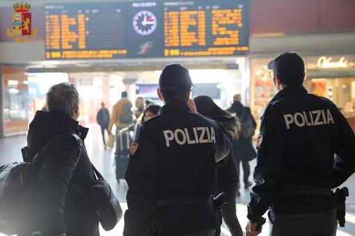 Operazione stazioni sicure, controlli straordinari: 505 persone fermate e un arresto