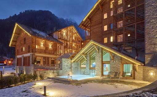 San Valentino da Alagna Experience Resort: un weekend romantico e di relax