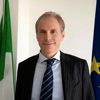Il presidente della Camera di Commercio del quadrante Fabio Ravanelli - Foto di repertorio