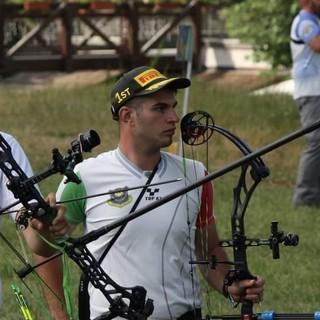 Tiro con l'arco: Cesare Lafranco è il nuovo campione regionale 3D