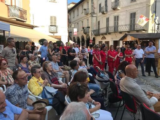 """Inaugurato il 43° Alpàa di Varallo. Il sindaco: """"Grazie a volontari e cittadini l'Alpàa cresce ogni anno"""" FOTOGALLERY"""