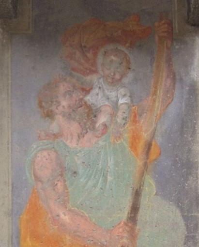 Varallo, si inaugura il restauro di San Cristoforo