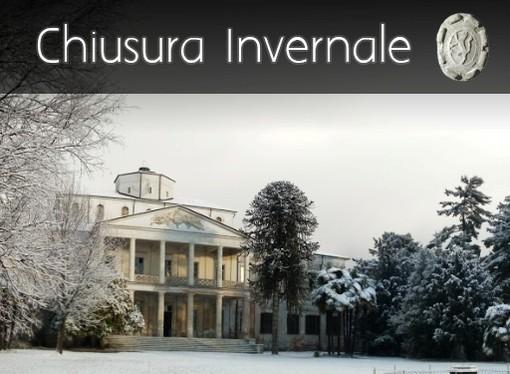Romagnano: chiusura invernale per il Museo di Villa Caccia