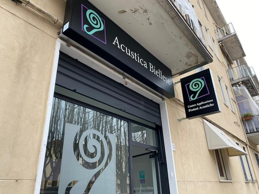 Anche a Vercelli gli audioprotesisti altamente specializzati di Acustica Biellese FOTOGALLERY