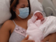 Benvenuta Amelia, prima nata del 2021 al Santi Pietro e Paolo