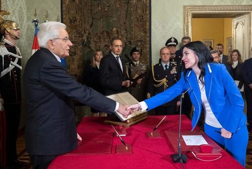 """Un anno fa Lucia Azzolina diventava Ministro dell'Istruzione. """"Guidata dall'amore per la scuola e Costituzione"""""""