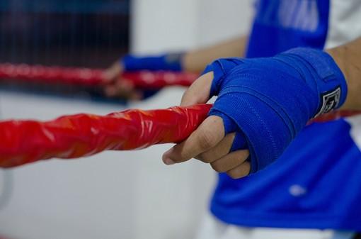 A Quarona incontro di boxe Piemonte-Veneto