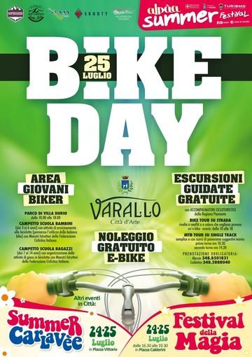 Bike Day a Varallo