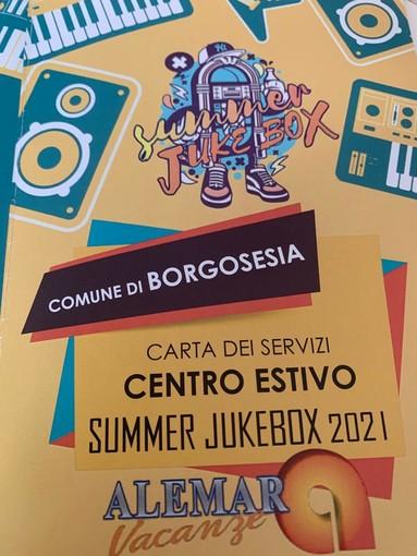 Centro estivo a Borgosesia: tema musicale e prezzo calmierato
