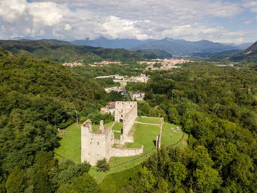 Il castello di Vintebbio
