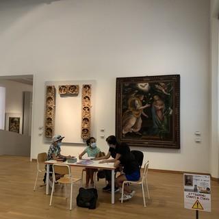 Varallo: Compiti al Museo!