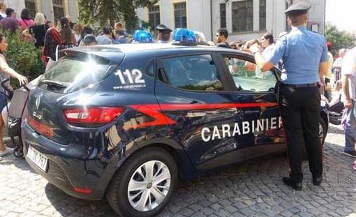 Arresto di un 27enne a Vercelli