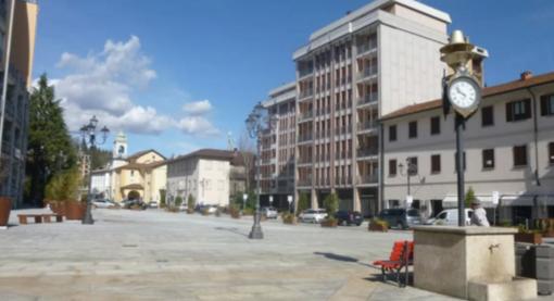 Borgosesia, in pensione Siro Erbetta nella polizia municipale dal 1982
