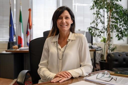 Chiara Caucino assessore al welfare Regione Piemonte