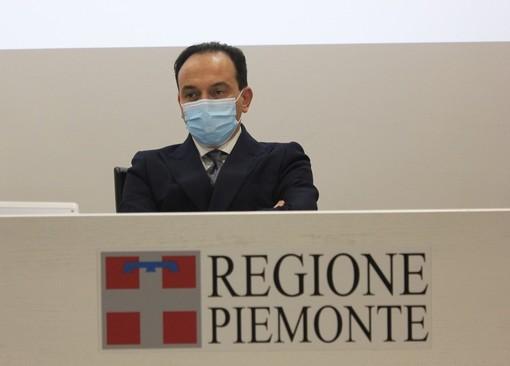 """Covid, il Piemonte migliora. Cirio: """"Scende l'indice RT, speriamo di poter essere in zona gialla a febbraio"""" VIDEO"""