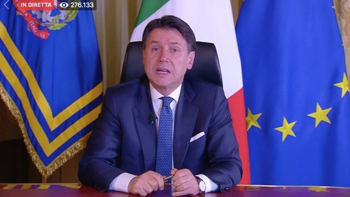 """Conte: """"Sanzioni da 400 a 3.000 euro a chi trasgredisce le disposizioni del decreto ministeriale"""""""