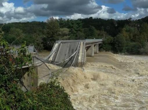 Ponte di Romagnano: trovata una soluzione d'emergenza